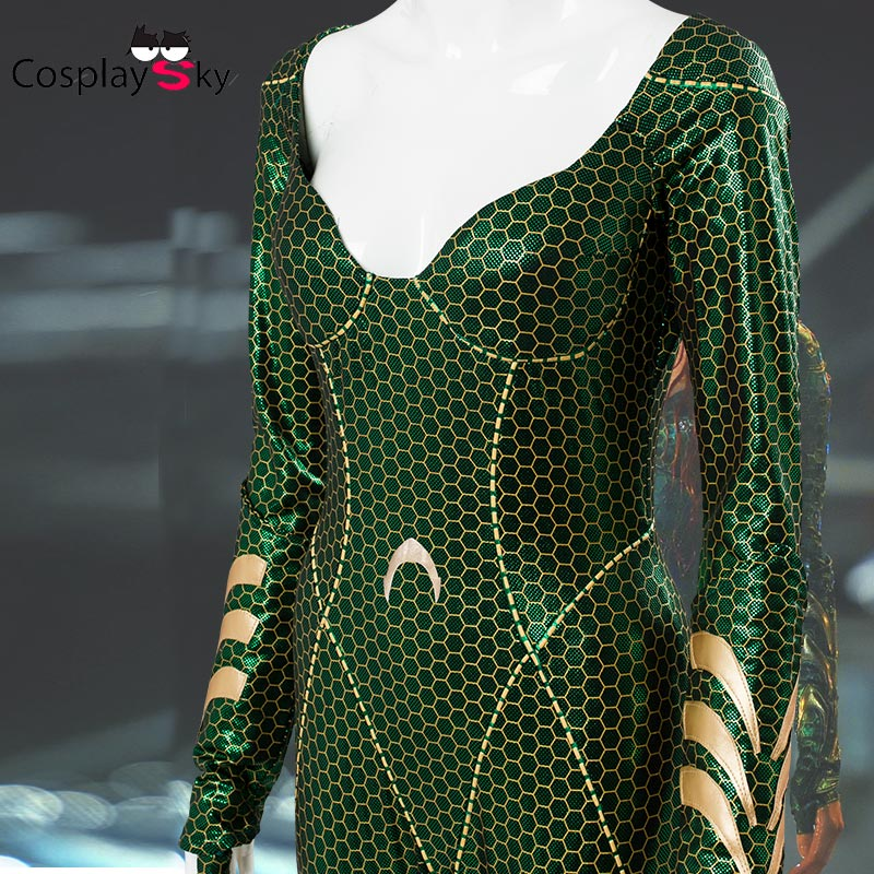 Aquaman Mera Costume