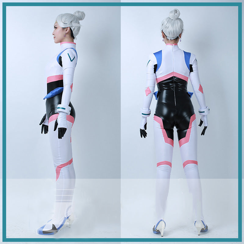 Voltron Legendary Defenders Princess Allura Costume