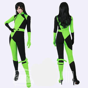 Kim Possible Shego Costume