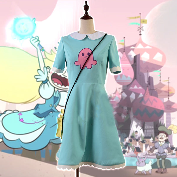 Star vs the forces of evil Star Butterfly Costume