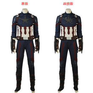 The Avengers: Infinity War Captain America Costume