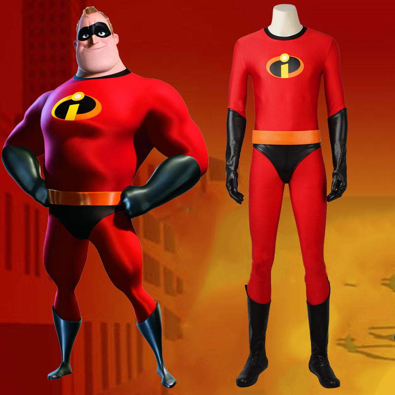 The Incredibles Mr. Incredible Costume