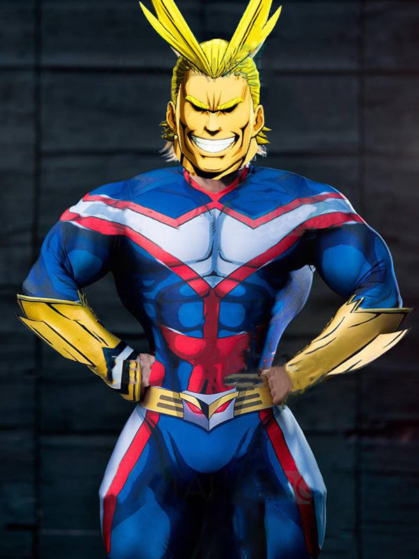 My Hero Academia All Might Costume