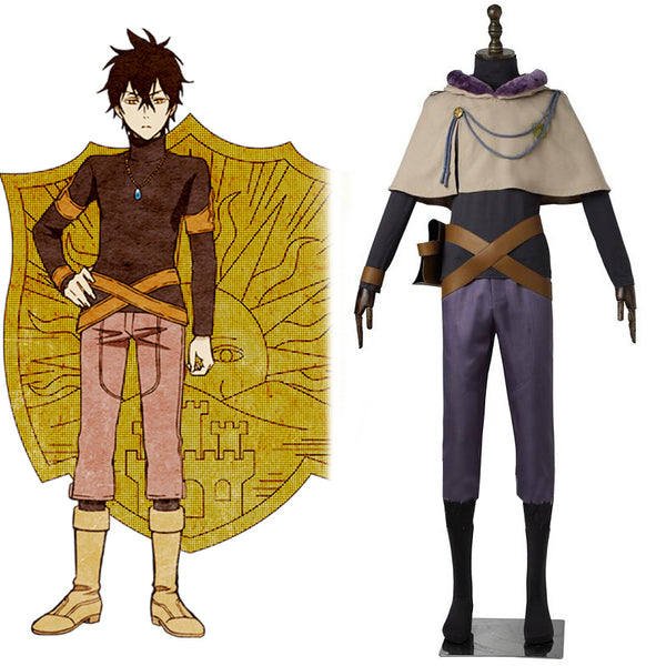 Black Clover Yuno Costume