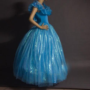 Cinderella Costume Ball Gown