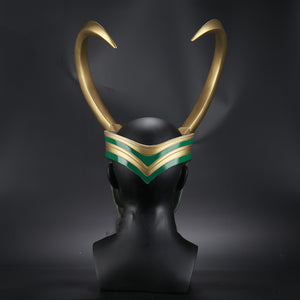 Thor Movie Loki Costume Helmet
