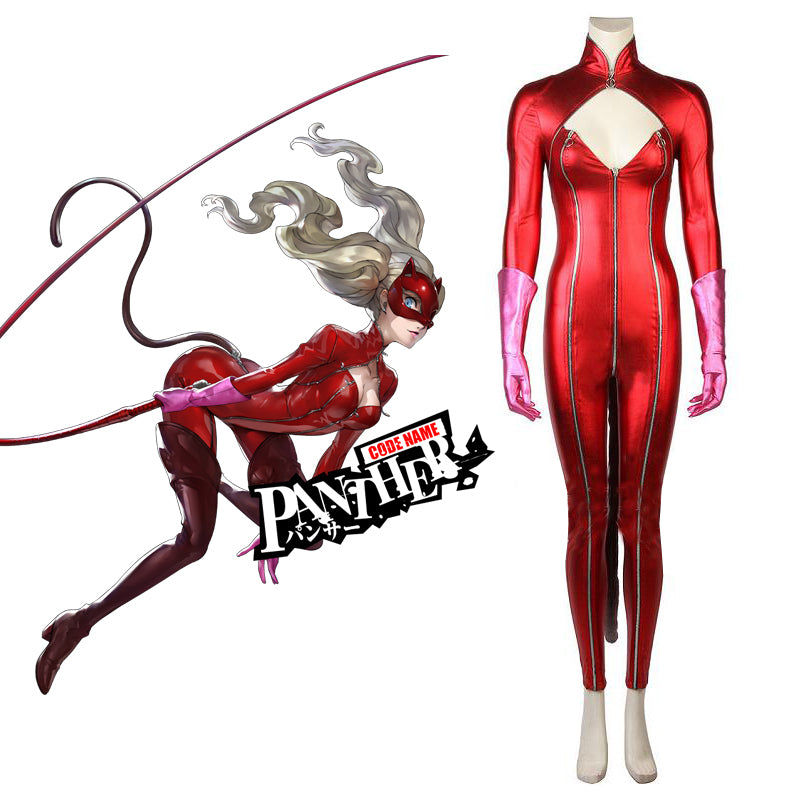 Persona 5 Panther Costume