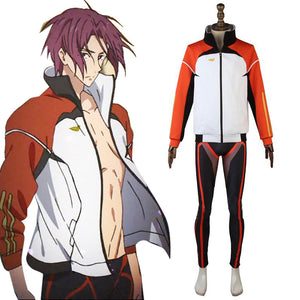 Rin Matsuoka Dive To The Future Costume