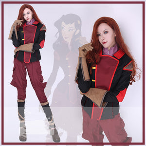 Avatar The Last Airbender: The Legend of Korra Asami Sato Costume