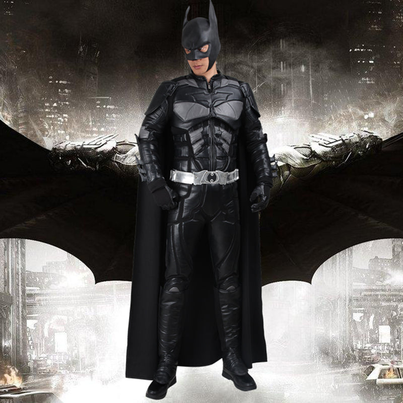 Batman The Dark Knight Deluxe Batman Costume