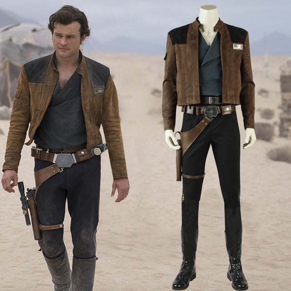Solo: A Star Wars Story Han Solo Costume