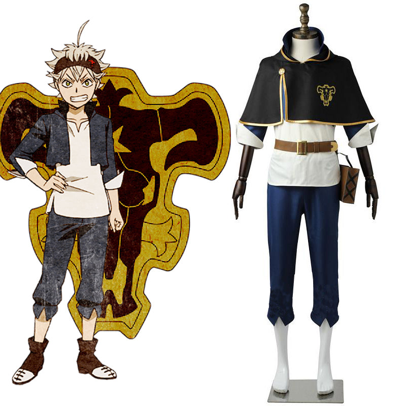 Black Clover Asta Costume
