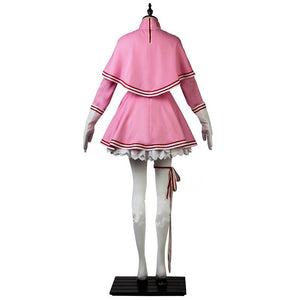 Card Captor Sakura Clear Card 2nd Battle Costume