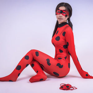 The Miraculous Ladybug Cosplay Costume