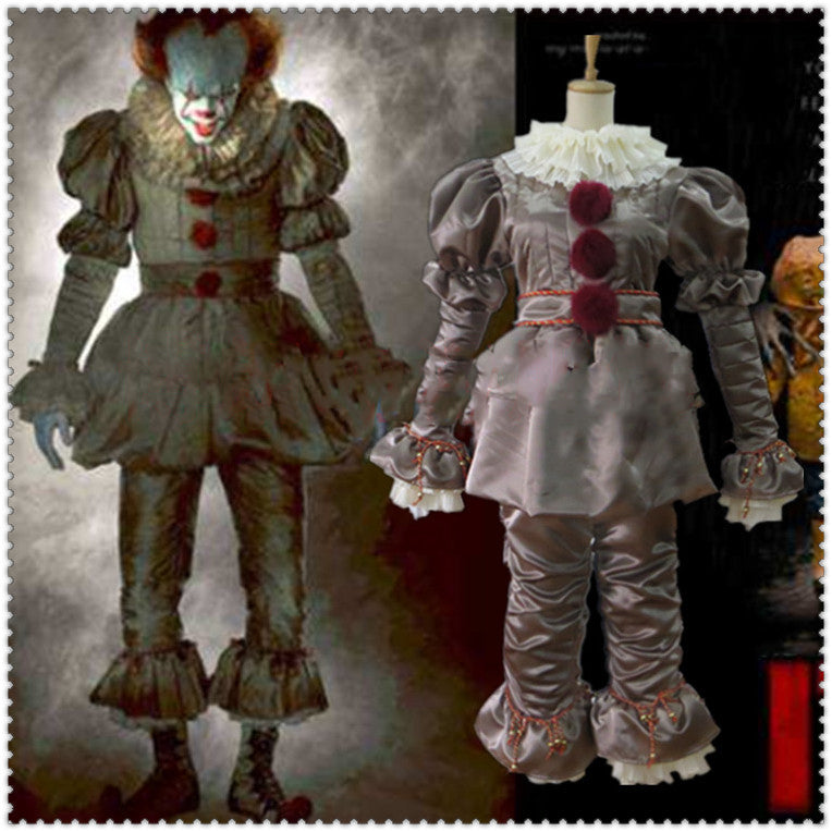 It 2017 Pennywise The Dancing Clown Costume Cosplayftw