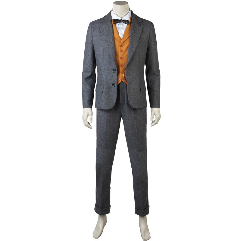Fantastic Beasts and Where to Find Them 2 Newt Scamander Costume