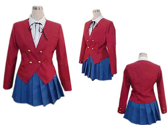 Toradora Aisaka Taiga School Uniform Costume