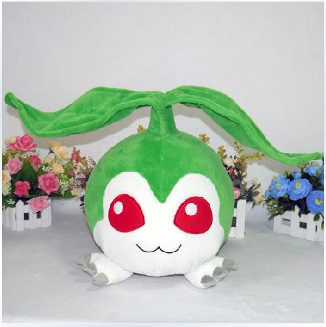 Digimon 13-Inch Tanemon Plush