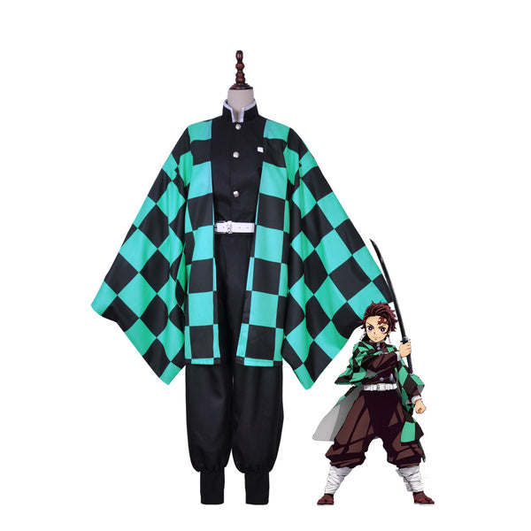 DEMON SLAYER / KIMETSU NO YAIBA Tanjirou Kamado Cosplay Costume