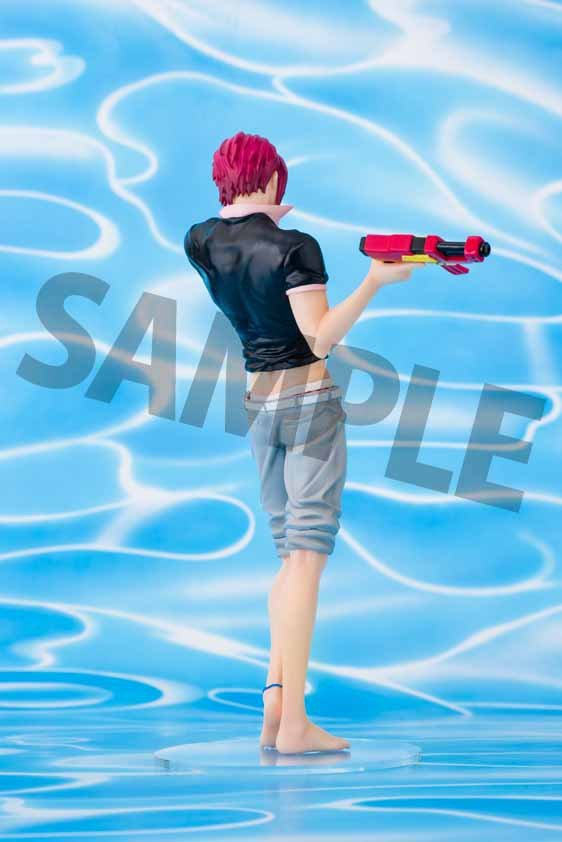 Toys Works Free Eternal Summer Matsuoka Rin Figure Collectible Statue