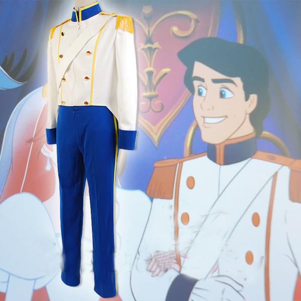 The Little Mermaid Prince Eric Costume