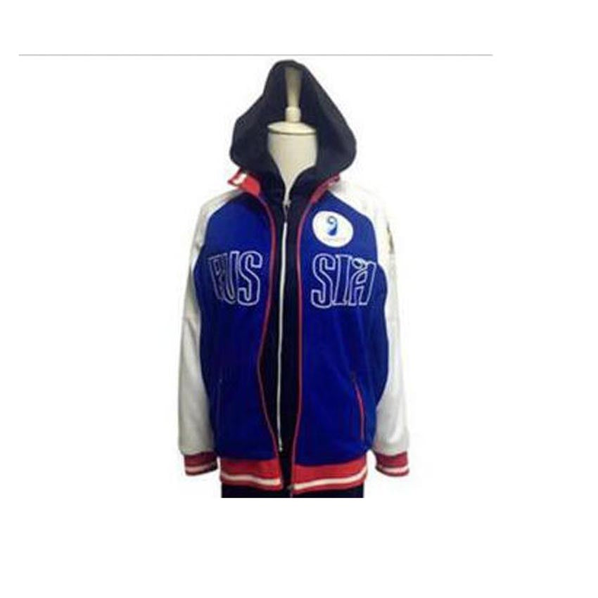 Yuri!!! On Ice Yuri Plisetsky Cosplay Jacket