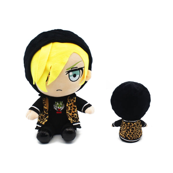 Yuri!!! ON ICE Yuri Plisetsky Plush 12-Inch