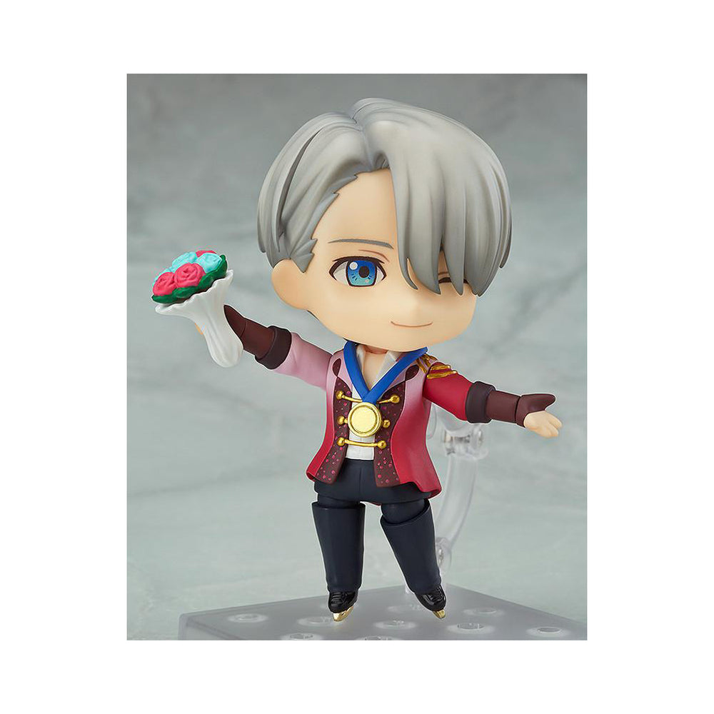 GOOD SMILE Yuri!!! on ICE Viktor Nikiforov Nendoroid Collectible Figurine