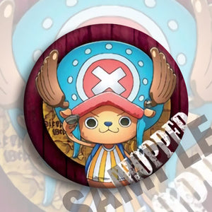 OnePiece Character Style Buttons