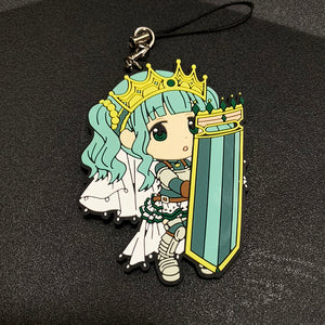 Magia Record Rubber Phone Charms