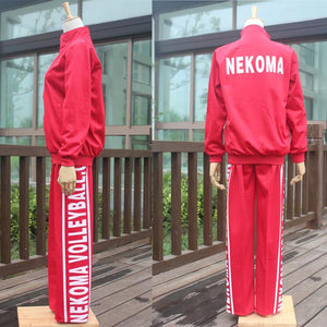 Haikyuu!! Nekoma High Tracksuit
