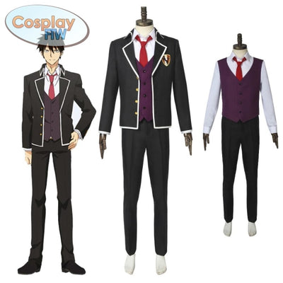 Boarding School Juliet Romio Inuzuka Uniform Cosplay Costume / Anime