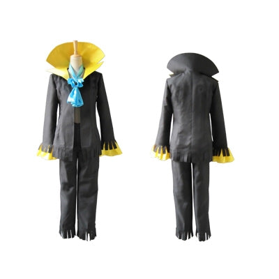 One Piece Brook Cosplay Costume