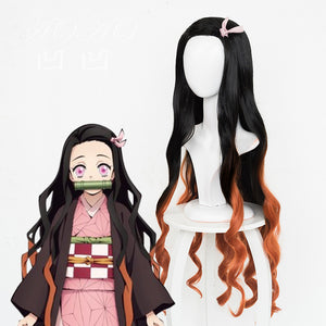 Demon Slayer Nezuko Cosplay Wig