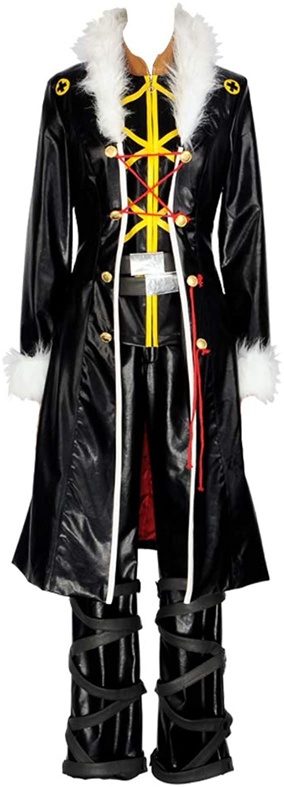 HunterxHunter Chrollo Lucilfer Cosplay Costume