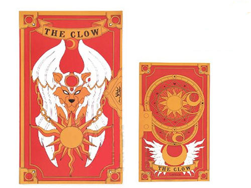 Card Captor Sakura Clow Card Notebook