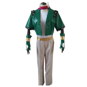 JOJO's Bizarre Adventure Caesar Zepelli Cosplay Costume