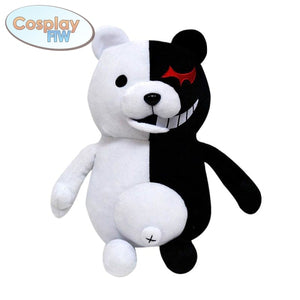 Danganronpa Monokuma Plush Toy Black And White Bear / 35Cm