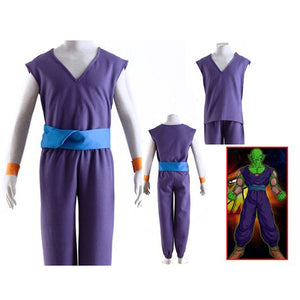Piccolo/Gohan Cosplay Costume
