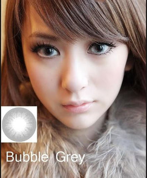 EOS Bubble Grey Contact Lenses