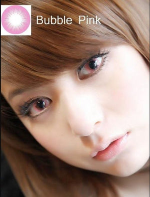 EOS Bubble Pink Contact Lenses