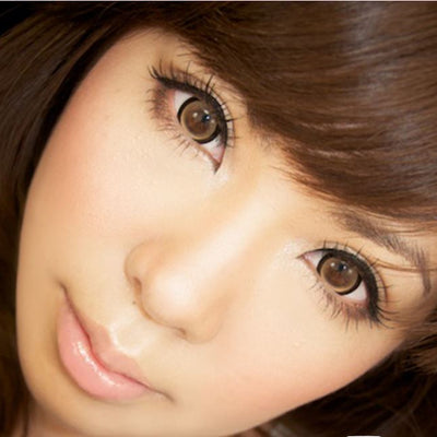 EOS Candy Brown Contact Lenses