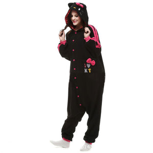 Hello Kitty Kigurumi