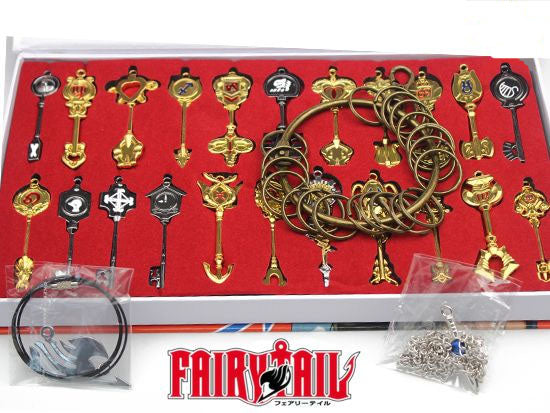 Fairy Tail Celestial Key Set