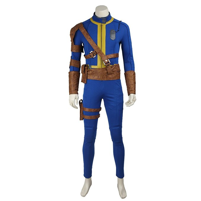 FALLOUT Vault Dweller Cosplay Costume