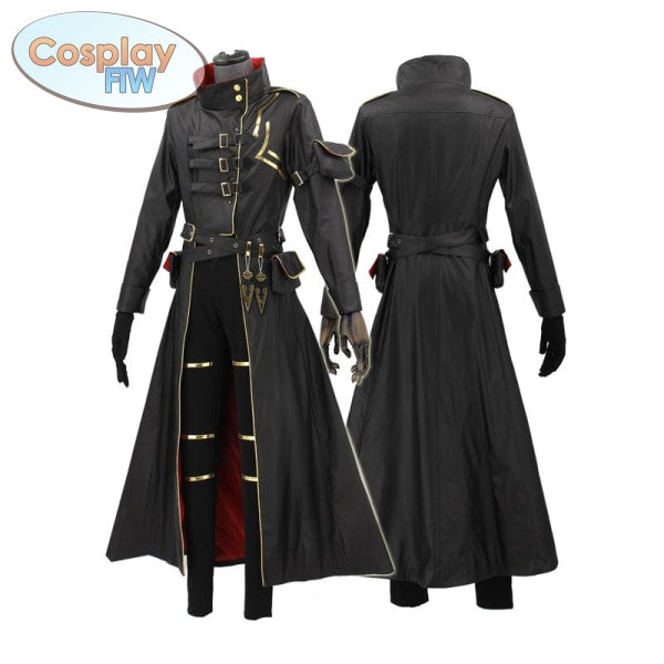 Fate / Grand Order Gilgamesh Cosplay Costume Anime Full Set L Costume