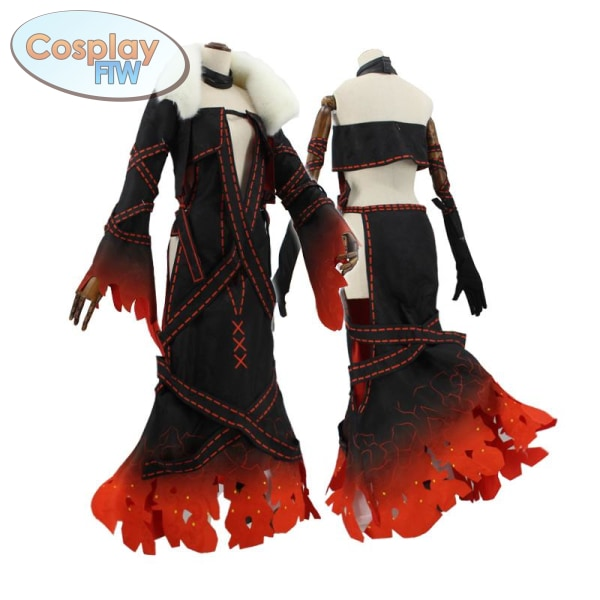 Fate / Grand Order Yu Mei Ren Cosplay Costume Fgo Cosplay Costume