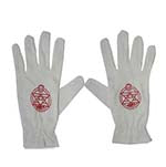 Full Metal Alchemist Roy Mustang Cosplay Gloves