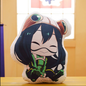 My Hero Academia Froppy Double-Sided Plush Pillow