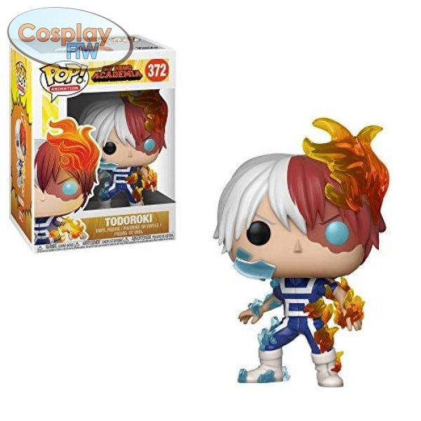 Funko Pop! Animation: My Hero Academia - Todoroki Collectible Figure Default Figurine
